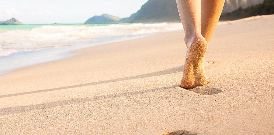 Chodzenie boso - dlaczego warto