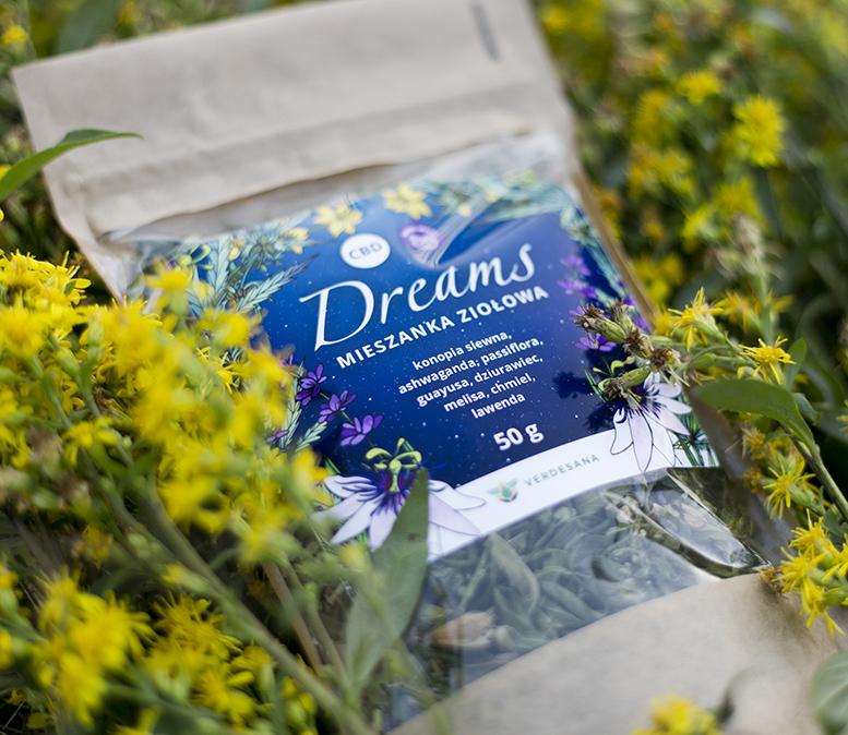 Herbata konopna DREAMS